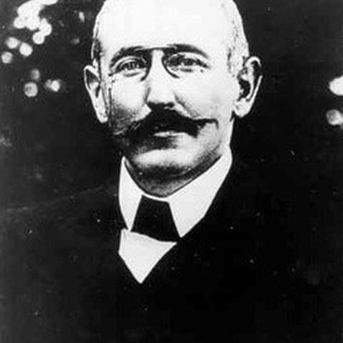 Alfred Dreyfus. Vergrösserte Ansicht
