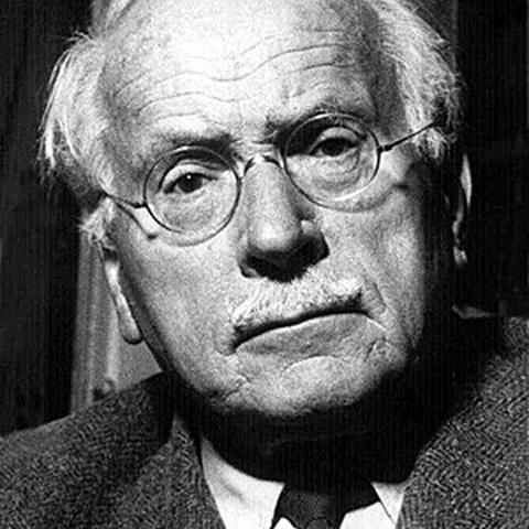 Carl Gustav Jung. Vergrösserte Ansicht