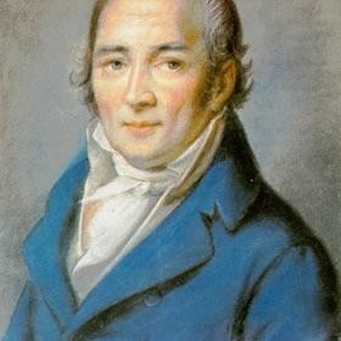 Johann Peter Hebel. Vergrösserte Ansicht