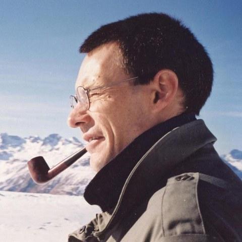 Peter-Andrew Schwarz. Vergrösserte Ansicht