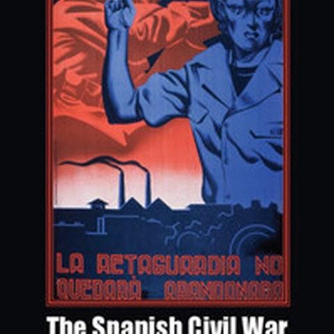 The Spanish Civil War. Vergrösserte Ansicht