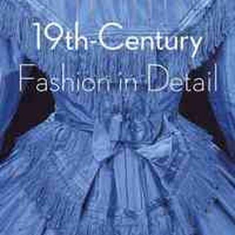 19th Century Fashion in Detail. Vergrösserte Ansicht