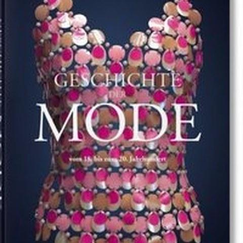 Geschichte der Mode vom 18. bis zum 20. Jahrhundert. Vergrösserte Ansicht