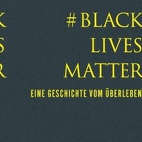 Black Lives Matter. Vergrösserte Ansicht
